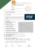 Ficha Formativa 2 - Geometria 5º ano