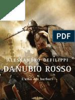 Alessandro de Filippi - Danubio Rosso