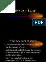 Pressure Law
