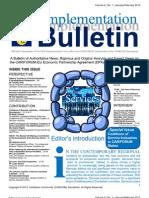 EPA Implementation Bulletin - Jan-Feb 2012