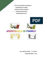 Aparatologia de Frankel