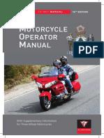 Maine Motorcycle Manual | Maine Motorcycle Handbook