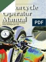 Michigan Motorcycle Manual | Michigan Motorcycle Handbook