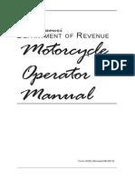 Missouri Motorcycle Manual | Missouri Motorcycle Handbook