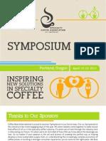 Symposium Program Booklet