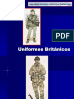 British Uniforms (Uniformes Británicos)