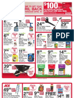 Seright's Ace Hardware April 2012 Red Hot Buys