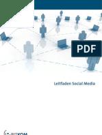 Bitkom Leitfaden Social Media
