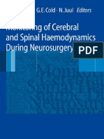 Monitoring of Cerebral and Spinal Haemodynamics During Neurosurgery (1)