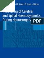 Monitoring of Cerebral and Spinal Haemodynamics During Neurosurgery (1)