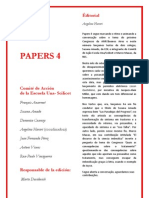 PAPERS 4 Portugues 2011
