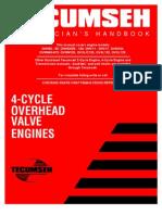 tecumseh service manual carburetor throttle rh scribd com tecumseh 16 hp ohv manual HP Computer Manual