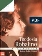 Teodosia Robalino