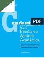 Guia de Estudio Prueba de Admision Obligatoria Su Lectura