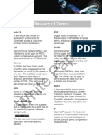 SCREEN - Glossary of Subtitling Terms