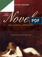 La Novela_Una Historia Alternativa_Steven Moore