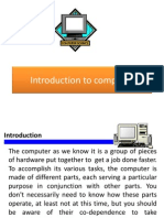 1-Introduction to Computer