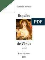Salomão Rovedo - Espelho de Venus (Poesia)