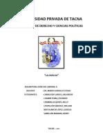 Derecho a La Huelga ( Laboral II)