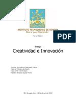 Creatividad e Inovación