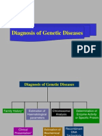 School- Diagnosis of Genetic Disorders