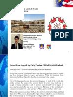 Pembangunan Ummah Islam Global