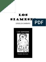 Gambaro Griselda - Los Siameses