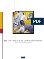 The Easy Guide to Data and Voice Networking