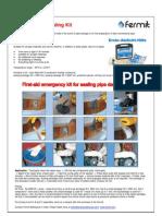 Fermit Pipe Repair Kit