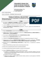 Trabajo Especial Obligatorio - Gn - 2011 2do. Perodo