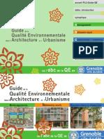 GUI2008 qualité Environnementale Architecture-Urbanisme à Grenoble _FR