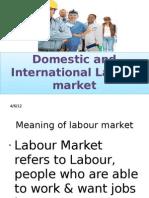 Domestic and International Lobor Mkt.ppt