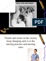 Expanded and Extended Role of Nurse