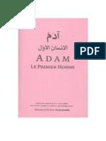 Adam, le premier homme