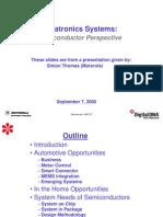 Mechatronics System
