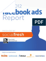2012 Facebook Ad Report