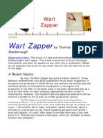 Wart Zapper
