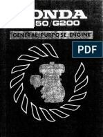 Honda g 150 Motor