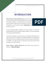 Company Profile for Construction