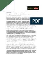 Kantar Media Global TGI-UGC Press Release