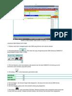 Manual SMM Semak Versi 4 Build 121 JU