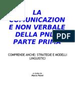 (eBook - ITA - SAGG - Psicologia) Paret, Marco - La Comunicazione Non Verbale (DOC)