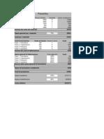 Analisi Costi Xls