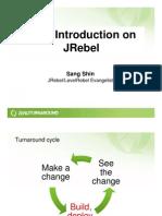 Jrebel Basics