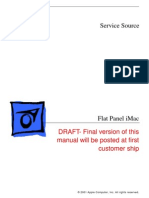Apple Service Manual - iMac 15-Inch