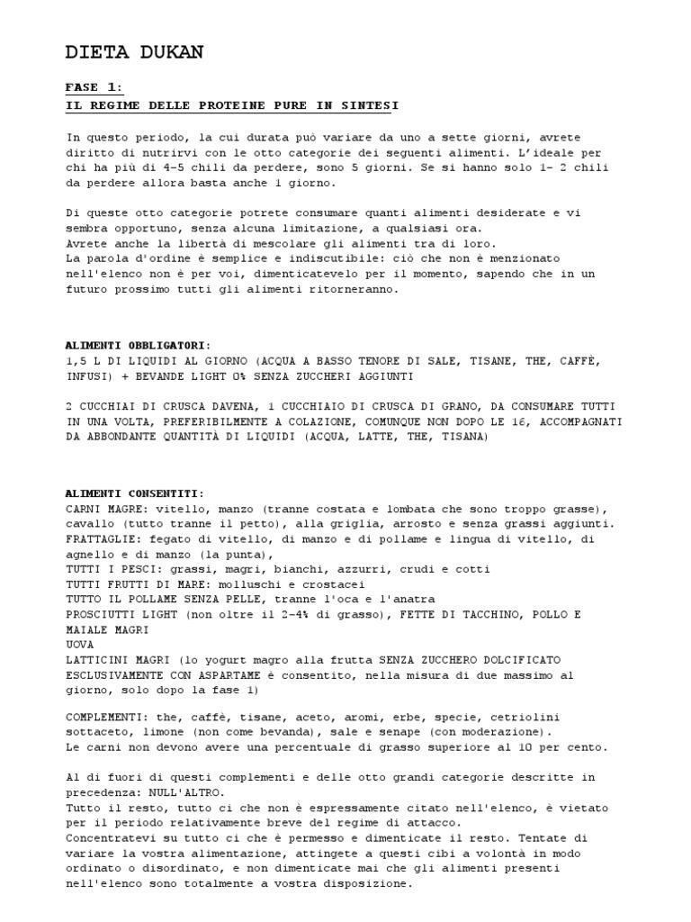 dukan dieta minestra fase attacco dieta dukan
