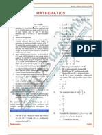 GATE Mathematics Paper-2005