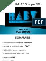 Présentation habY- Mars 2012.V4pptx