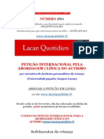 Lacan Cotidiano 160