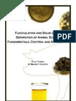 Flocculation Afhandling